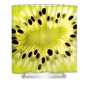 Kiwi Fruit Shower Curtain