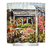 Klehm Arboretum I Shower Curtain