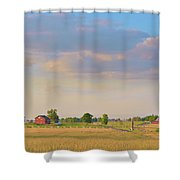 Klingel Farm Shower Curtain