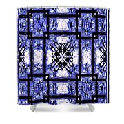 Kneel At The Cross Shower Curtain