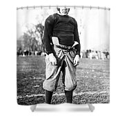 Knute Rockne (1888-1931) Shower Curtain