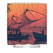 Kochi Shower Curtain