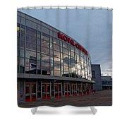 Kohl Center Shower Curtain