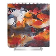 Koi 9 Shower Curtain