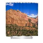 Kolob Canyon Vista Shower Curtain