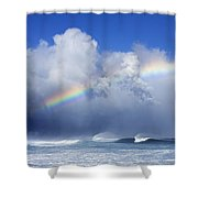 Kona Winds Shower Curtain
