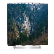 Konigsee  Shower Curtain