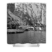 Konigssee Lake And Saint Bartoloma 2 Shower Curtain