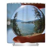 Kootenay Dream Shower Curtain