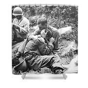 Korean War, 1950 Shower Curtain