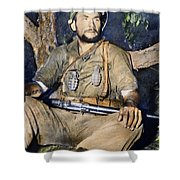 Korean War: G.i., 1950 Shower Curtain