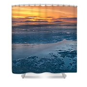 Kotzebou, Alaska Shower Curtain