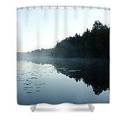 Koverolampi 2 Shower Curtain