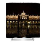 Krakow Cloth Hall Shower Curtain