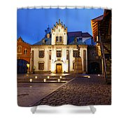 krakow 'VIII Shower Curtain