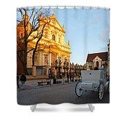 krakow 'XIX Shower Curtain