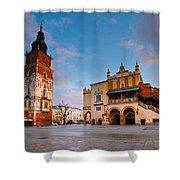 krakow 'XVIII Shower Curtain