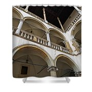 krakow 'XX Shower Curtain