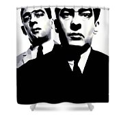Kray Twins Shower Curtain