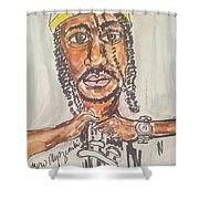 Krayzie Bone Shower Curtain