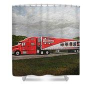 Kreilkamp Truck Shower Curtain