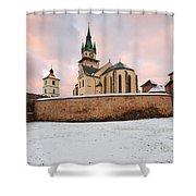 kremnica 'XVI Shower Curtain