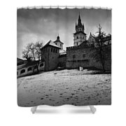 kremnica 'XVIII Shower Curtain