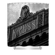 Kress 1929 Shower Curtain