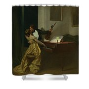 Kreutzer Sonata Shower Curtain