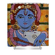 Krishana Shower Curtain
