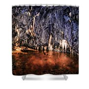 Krka National Park Shower Curtain