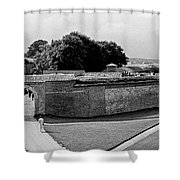 Kronborg Castle 3 Shower Curtain