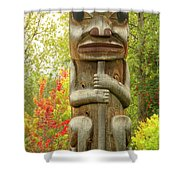 Ksan Hues Shower Curtain