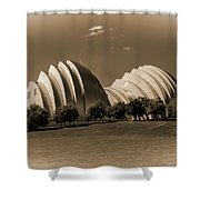 Kauffman Center Of Performing Arts Shower Curtain