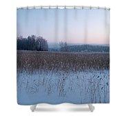 Kulovesi 3 Shower Curtain