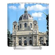 Kunsthistoriches Museum Vienna Shower Curtain