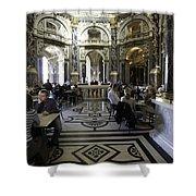 Kunsthistorische Museum Cafe Shower Curtain