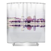 Kuskovo Estate, Moscow Shower Curtain