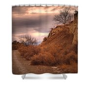 Kvr Collection Shower Curtain