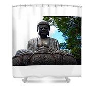 Kwon Yin Temple 7 Shower Curtain