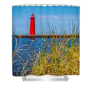 Kyaks By Muskegon Light Shower Curtain