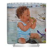Kyla Shower Curtain