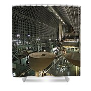 Kyoto Main Train Station - Japan Shower Curtain