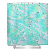 l15-FFD6FB-3x2-1800x1200 Shower Curtain
