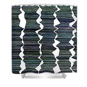 L16-13 Shower Curtain