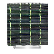L16-15 Shower Curtain