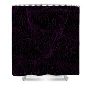 L2-74-195-0-187-5x4-2500x2000 Shower Curtain