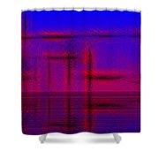L24-64 Shower Curtain