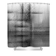 L24-68 Shower Curtain
