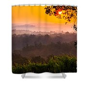 La Bella Toscana Shower Curtain